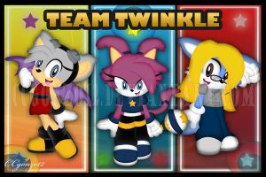 Team Twinkle by CCgonzo12