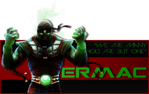 Ermac by AerOh-One