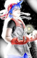 Chrono Cross - Luminaire by MiyaYoshi