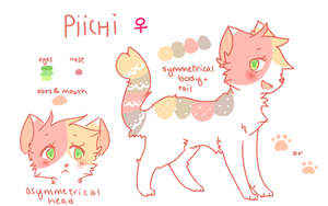 Piichi Ref by celry
