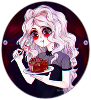 { meat cake } by lilanero