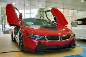 Protonic Red Edition by SeanTheCarSpotter