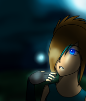 A Light in the Night by IcexLilly