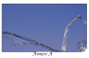 Liquid dancer by AMROU-A