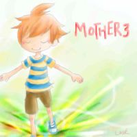 MOTHER3 - Claus by LarkIsMyName