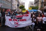Marchers - UAC March, Cape Town by AfricanObserver