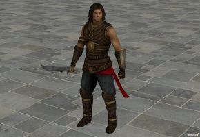Prince of Persia by milance941