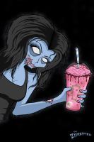 Attack of the Brain Freeze by thezombified