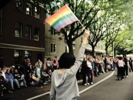 Lesbian pride by Missus-lesbian-2010