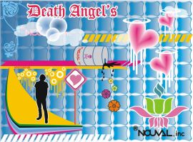 Death Angels by inumocca