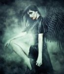 Dark Angel Ashley by SamBriggs