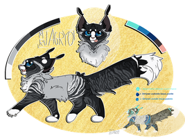 Aggy's quick new ref! by Agryo