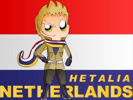 HETALIA--Netherlands by EVIE128