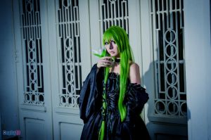 Code  Geass: C.C by Ginkid