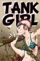 Tank Girl by simonbrom