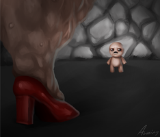 Binding Of Isaac by Avaring