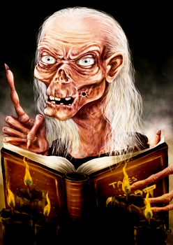 Crypt Keeper by SofiettaG