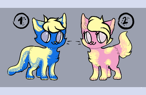 Adopts // Open by onelittlefurrycat