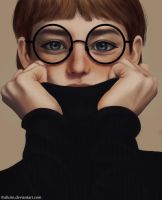 Glasses by afurin