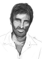 Sharlto Copley by ASSKISSER