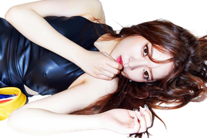 Ah Young (Dal Shabet) png [render] by pikudesign