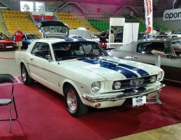 Classic Mustang by Lew-GTR