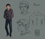 Small Reff-sheet_Pierson by BlackBirdInk
