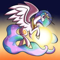 Solar Divine by Xain-Russell