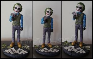 the joker by prok-art