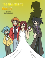 The Guardian's Duelist Cover Page by CutePoochyena261