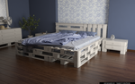 Bedroom  From Pallets by slographic