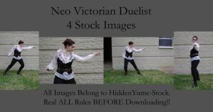 NeoVictorian Duelist Pack by HiddenYume-stock