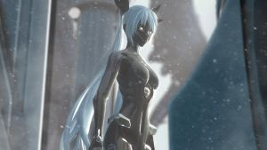 Drawn To Winter by sculp2