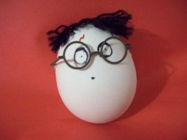 egg Potter by MrMarshmallow