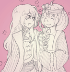 REQUEST: Sisters by dichibaba