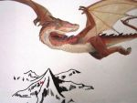 Smaug and the Lonely Mountain: A Closer Gaze by Jedi-Master-Autobot