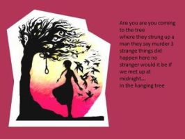 The hanging tree by YoYo1998