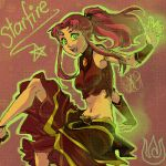 Koriand'r of the Fire Nation by DS-Hina