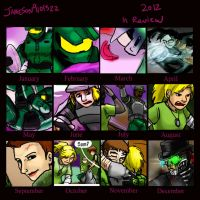 Jameson's 2012 in Review by jameson9101322