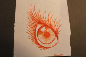 Eye by Laureloak
