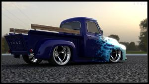 Ford Pickup :: 2 by svenndesign