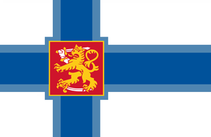 Flag of Republic of Greater Finland [CaEu] by CoralArts