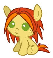 Free Mlp Foal Adoptable 2 by NurseBlissey