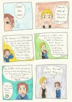 Italy in Wonderland - page 39 by CaptainAki13