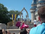 Princess Dancing- Magic Kingdom by NekoBattousai