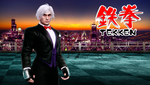 TEKKEN 1 - Lee Chaolan by Hyde209
