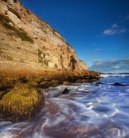 Clifton Beach, Tasmania by alexwise