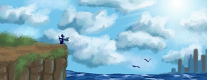 Facebook Cover - 2012 by GoldCoinComics
