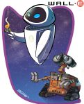 Wall-E by AleDepa