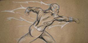 Flash Charcoal by MarkWesterman
